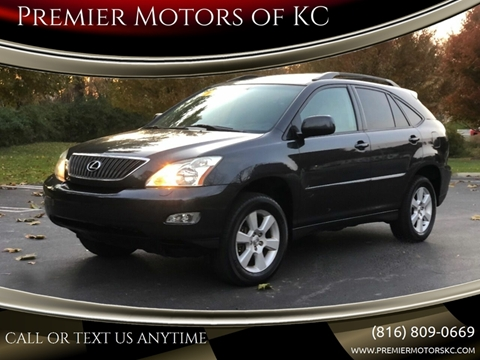 2006 Lexus RX 330 for sale at Premier Motors of KC in Kansas City MO