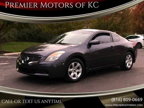 2009 Nissan Altima for sale at Premier Motors of KC in Kansas City MO