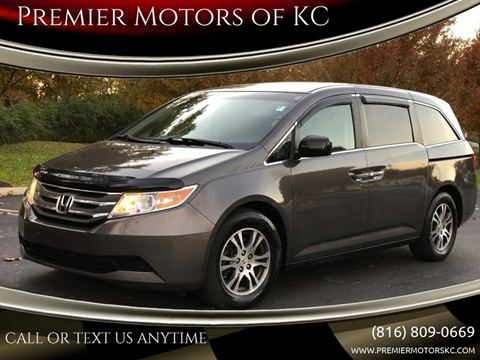 2011 Honda Odyssey for sale at Premier Motors of KC in Kansas City MO