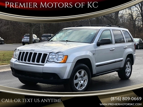 2009 Jeep Grand Cherokee for sale at Premier Motors of KC in Kansas City MO