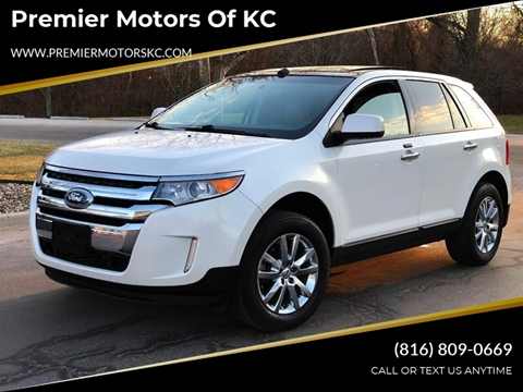 2011 Ford Edge for sale at Premier Motors of KC in Kansas City MO