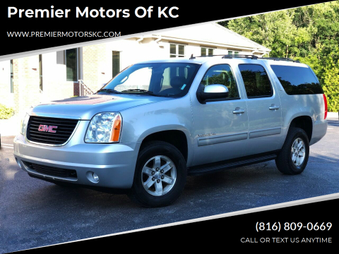 2014 GMC Yukon XL for sale at Premier Motors of KC in Kansas City MO