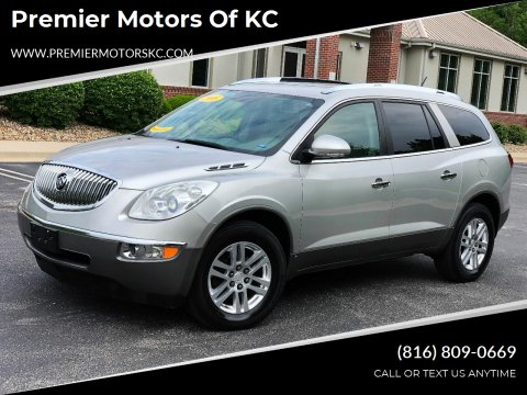 2008 Buick Enclave for sale at Premier Motors of KC in Kansas City MO