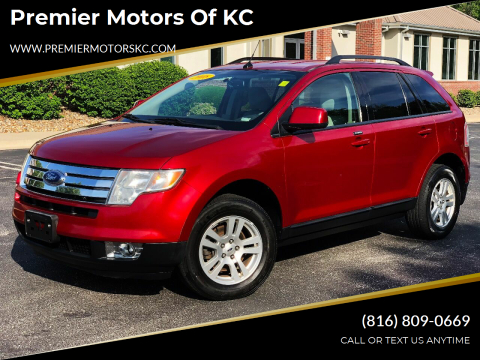 2008 Ford Edge for sale at Premier Motors of KC in Kansas City MO