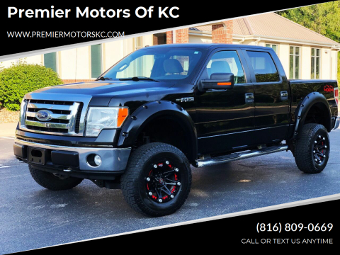 2009 Ford F-150 for sale at Premier Motors of KC in Kansas City MO