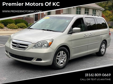 2007 Honda Odyssey for sale at Premier Motors of KC in Kansas City MO