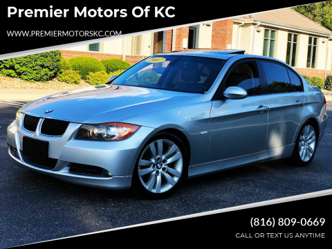 2007 BMW 3 Series for sale at Premier Motors of KC in Kansas City MO