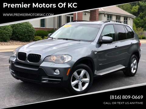 2008 BMW X5 for sale at Premier Motors of KC in Kansas City MO
