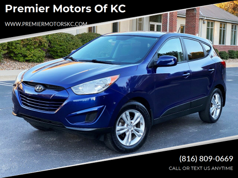2011 Hyundai Tucson for sale at Premier Motors of KC in Kansas City MO