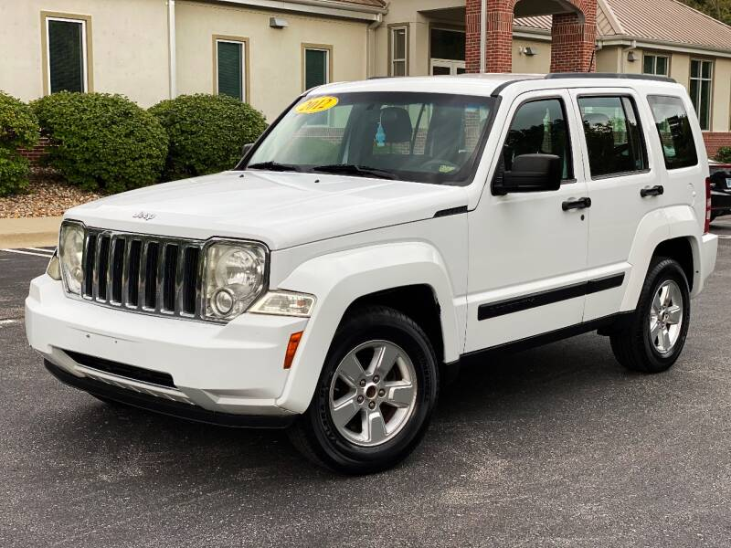 2012 Jeep Liberty for sale at Premier Motors of KC in Kansas City MO