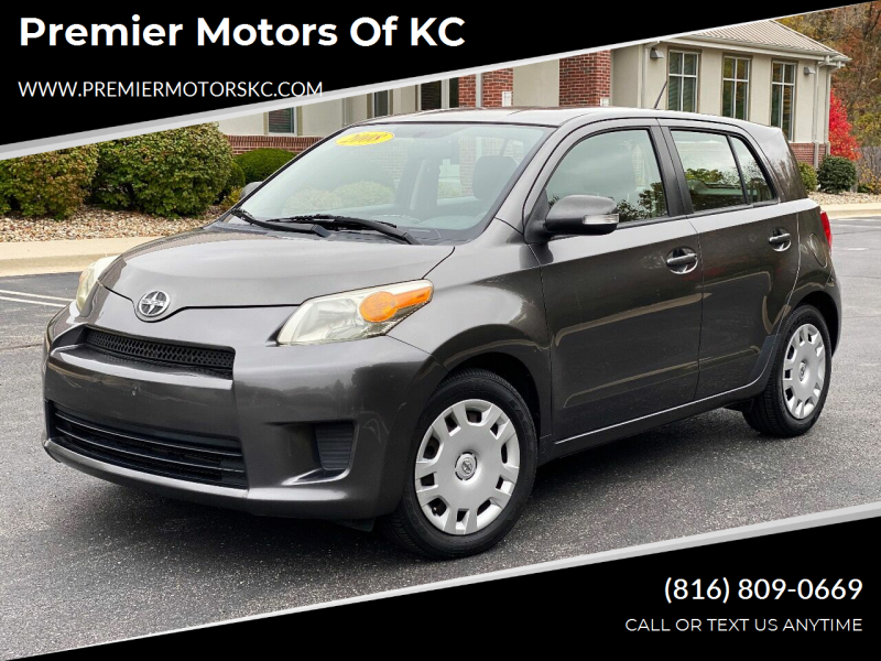 2008 Scion xD for sale at Premier Motors of KC in Kansas City MO