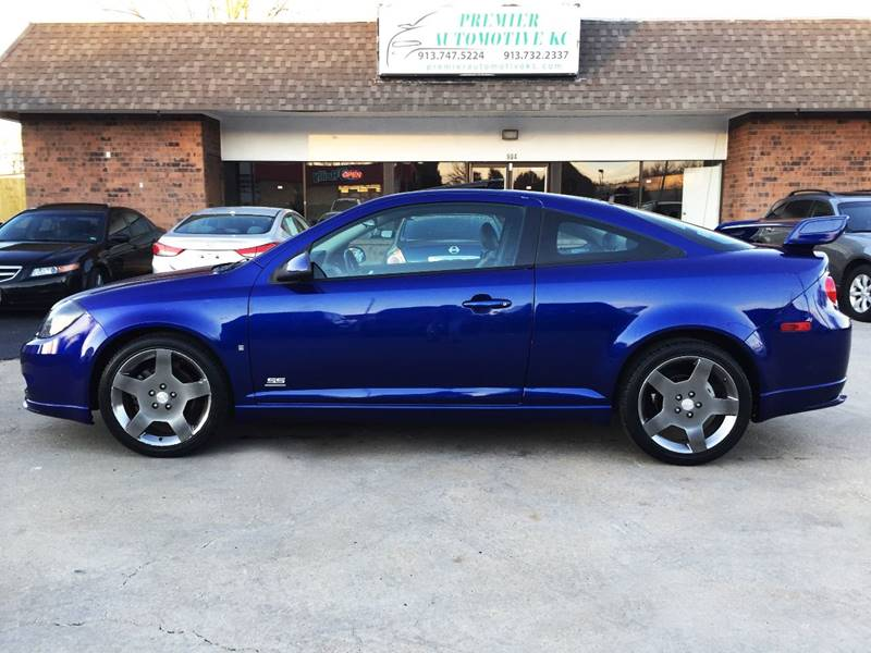 2006 chevy cobalt ss manual transmission