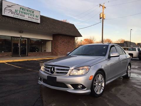 2008 Mercedes-Benz C-Class for sale in Olathe, KS