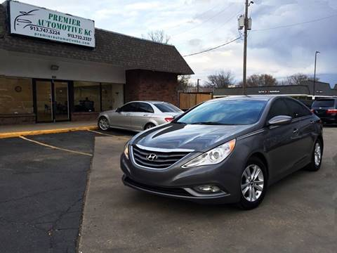 2013 Hyundai Sonata for sale in Olathe, KS