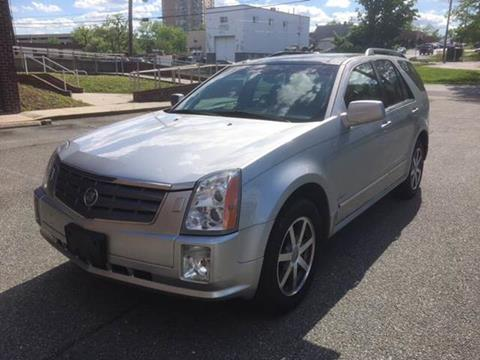 2004 Cadillac SRX for sale at Auto Wholesalers Of Rockville in Rockville MD