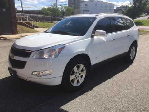 2010 Chevrolet Traverse for sale at Auto Wholesalers Of Rockville in Rockville MD
