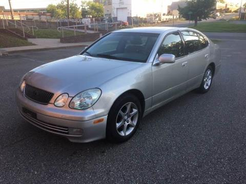 2003 Lexus GS 300 for sale at Auto Wholesalers Of Rockville in Rockville MD