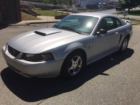 2004 Ford Mustang for sale at Auto Wholesalers Of Rockville in Rockville MD