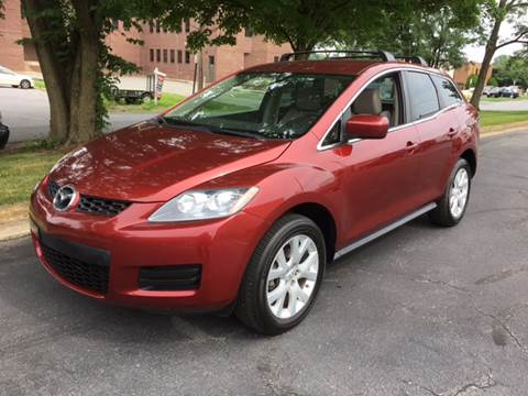 2008 Mazda CX-7 for sale at Auto Wholesalers Of Rockville in Rockville MD