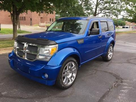2007 Dodge Nitro for sale at Auto Wholesalers Of Rockville in Rockville MD