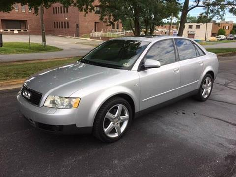 2003 Audi A4 for sale at Auto Wholesalers Of Rockville in Rockville MD