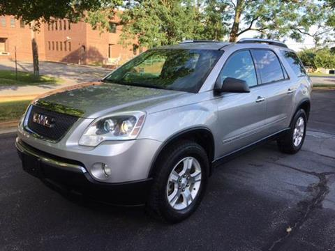 2008 GMC Acadia for sale at Auto Wholesalers Of Rockville in Rockville MD