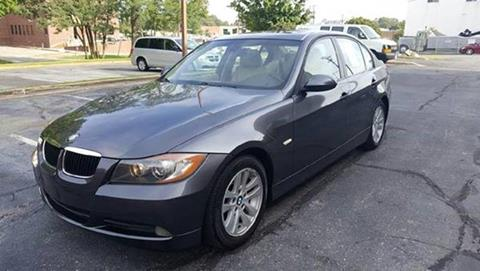 2007 BMW 3 Series for sale at Auto Wholesalers Of Rockville in Rockville MD