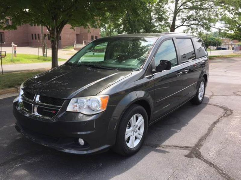 dodge grand caravan crew  rockville md auto