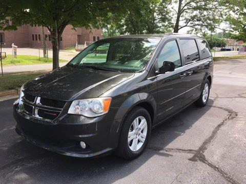 2012 Dodge Grand Caravan for sale at Auto Wholesalers Of Rockville in Rockville MD