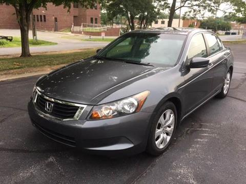 2008 Honda Accord for sale at Auto Wholesalers Of Rockville in Rockville MD