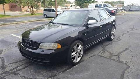 2000 Audi S4 for sale at Auto Wholesalers Of Rockville in Rockville MD