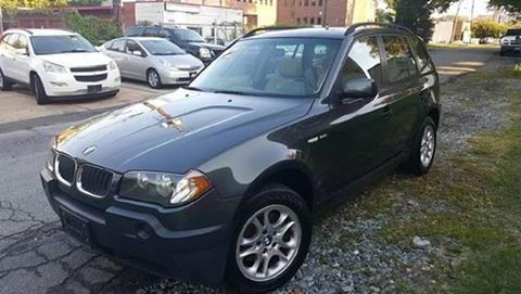 2004 BMW X3 for sale at Auto Wholesalers Of Rockville in Rockville MD
