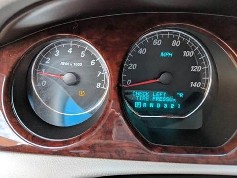 2007 Buick Lucerne for sale at Auto Wholesalers Of Rockville in Rockville MD