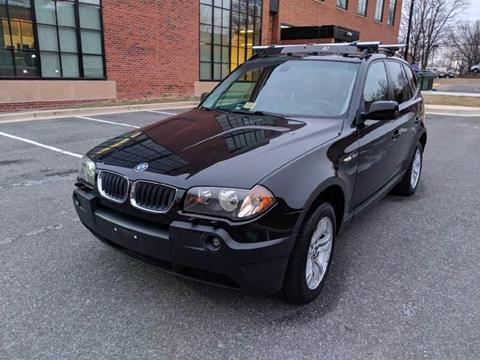 2005 BMW X3 for sale at Auto Wholesalers Of Rockville in Rockville MD
