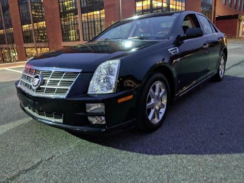 2008 Cadillac STS for sale at Auto Wholesalers Of Rockville in Rockville MD