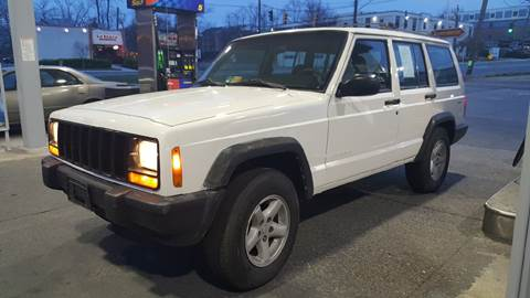 2000 Jeep Cherokee for sale at Auto Wholesalers Of Rockville in Rockville MD