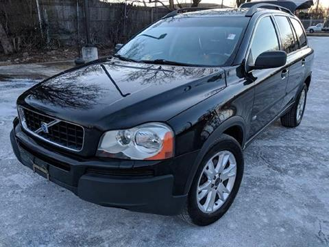 2003 Volvo XC90 for sale at Auto Wholesalers Of Rockville in Rockville MD