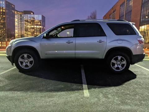 2010 GMC Acadia for sale at Auto Wholesalers Of Rockville in Rockville MD