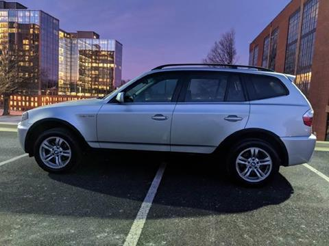 2006 BMW X3 for sale at Auto Wholesalers Of Rockville in Rockville MD