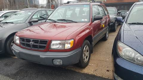 1999 Subaru Forester for sale at Auto Wholesalers Of Rockville in Rockville MD