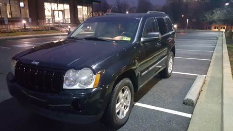 2007 Jeep Grand Cherokee for sale at Auto Wholesalers Of Rockville in Rockville MD