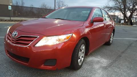 2011 Toyota Camry for sale at Auto Wholesalers Of Rockville in Rockville MD