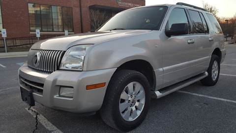 2006 Mercury Mountaineer for sale at Auto Wholesalers Of Rockville in Rockville MD