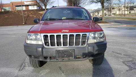 2003 Jeep Grand Cherokee for sale at Auto Wholesalers Of Rockville in Rockville MD