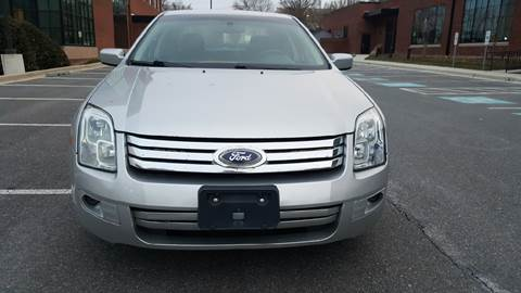 2009 Ford Fusion for sale at Auto Wholesalers Of Rockville in Rockville MD