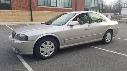2005 Lincoln LS for sale at Auto Wholesalers Of Rockville in Rockville MD