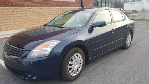 2007 Nissan Altima for sale at Auto Wholesalers Of Rockville in Rockville MD