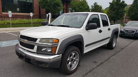 2006 Chevrolet Colorado for sale at Auto Wholesalers Of Rockville in Rockville MD
