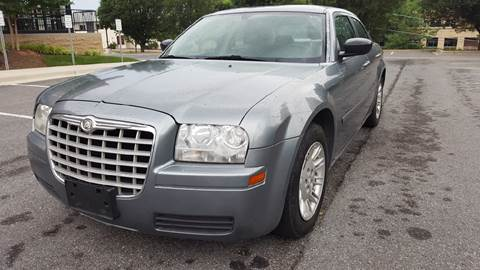 2006 Chrysler 300 for sale at Auto Wholesalers Of Rockville in Rockville MD