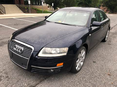2005 Audi A6 for sale at Auto Wholesalers Of Rockville in Rockville MD